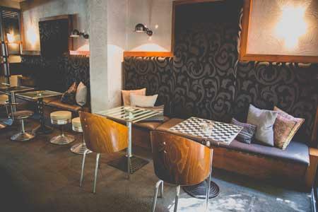Bar hôtel mon repos à Genève