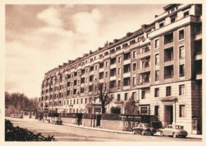Hotel Mon Repos Genève 1928