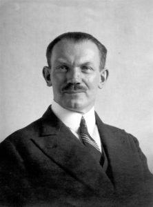 Monsieur Charles Sorgius Propriétaire en 1928